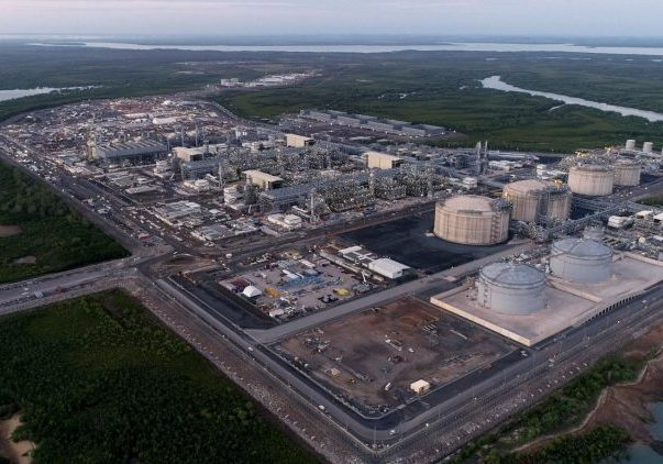 Inpex Ichthys Onshore LNG Project