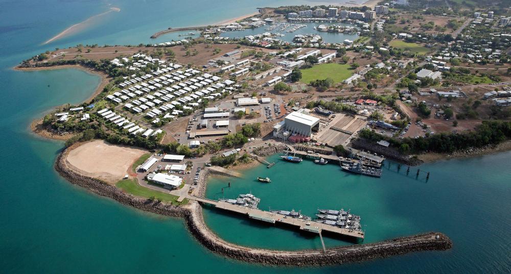 HMAS Coonawarra, Darwin, NT